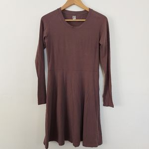 FIG Safari Long-sleeve Dress Eco Friendly
